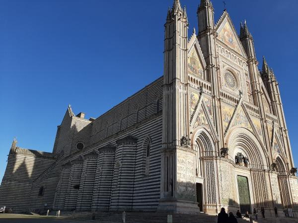 イタリア オルヴィエート(ローマから日帰り電車一本の旅)